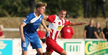 Marc Fleischauer wechselt zum SV 09 Arnstadt