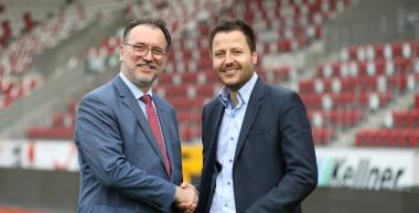 Interview mit dem neuen Geschäftsführer der FC Rot-Weiß Erfurt Fußball GmbH - Michael Krannich