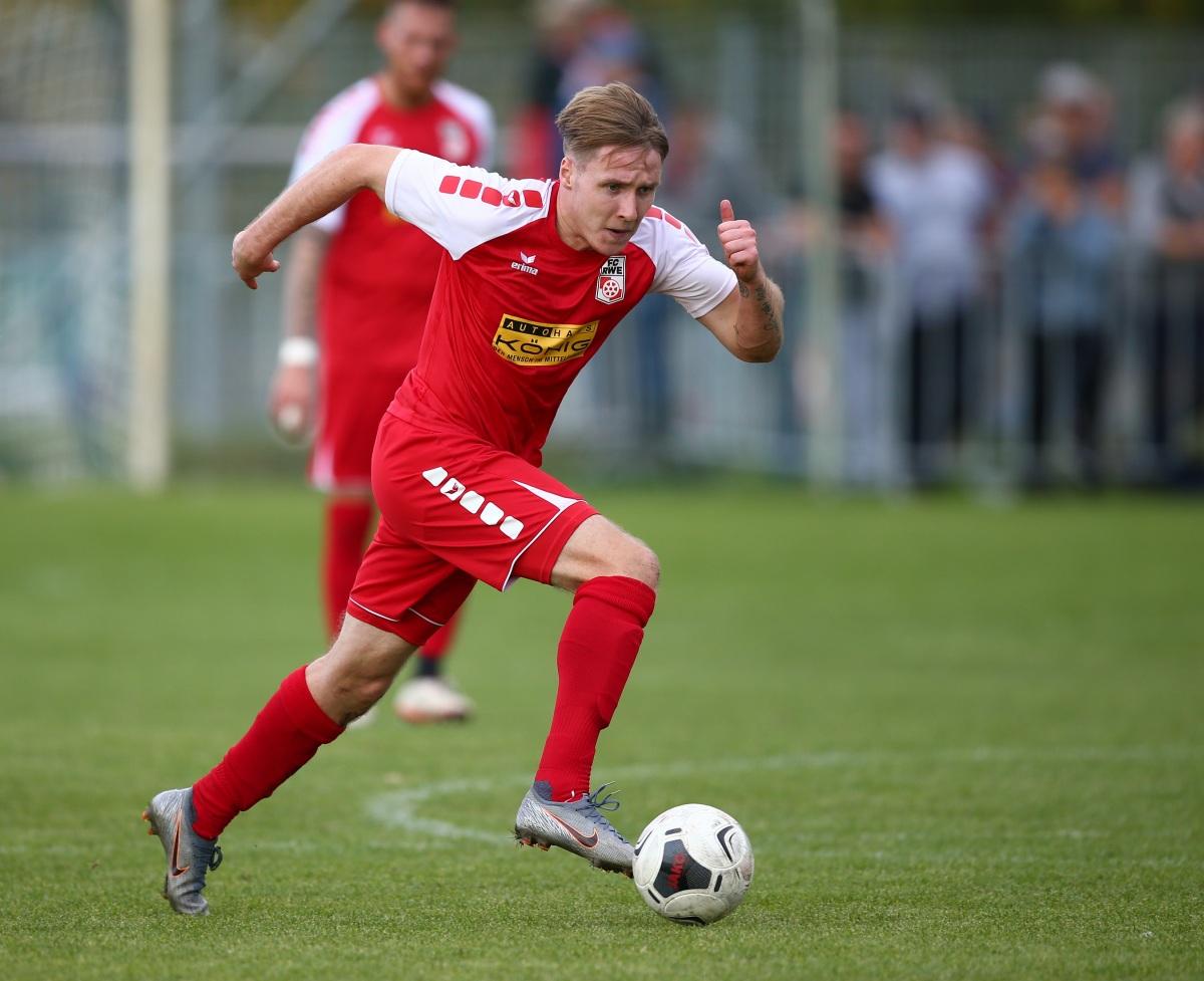 Achtelfinale Thüringenpokal Büßleben - Rot-Weiß Erfurt
