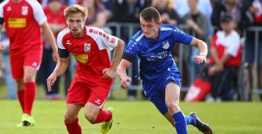 Der RWE schießt sich mit einem deutlichen 6:0 in die nächste Pokalrunde