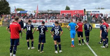Zusammenfassung & Interviews zum Spiel gegen den VfL Halle 96