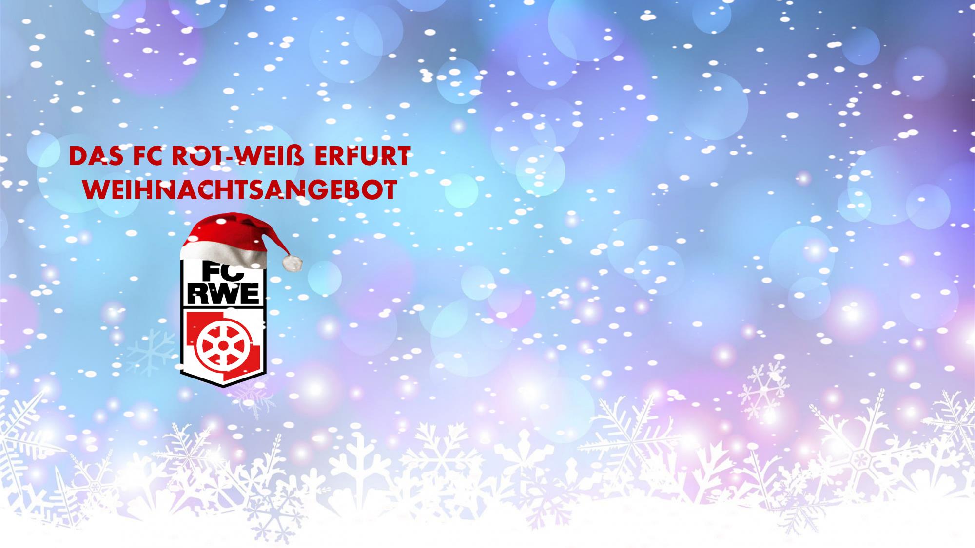 Weihnachtsfeier Erfurt.Die Rot Weisse Weihnachtsfeier Fc Rot Weiß Erfurt