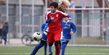U13 spielt um Landesmeisterschaft