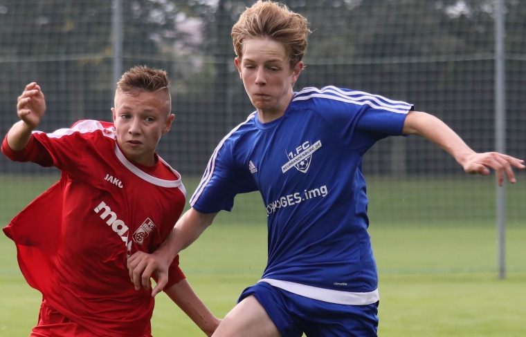 FC RWE U15 - 1. FC Neubrandenburg 04
