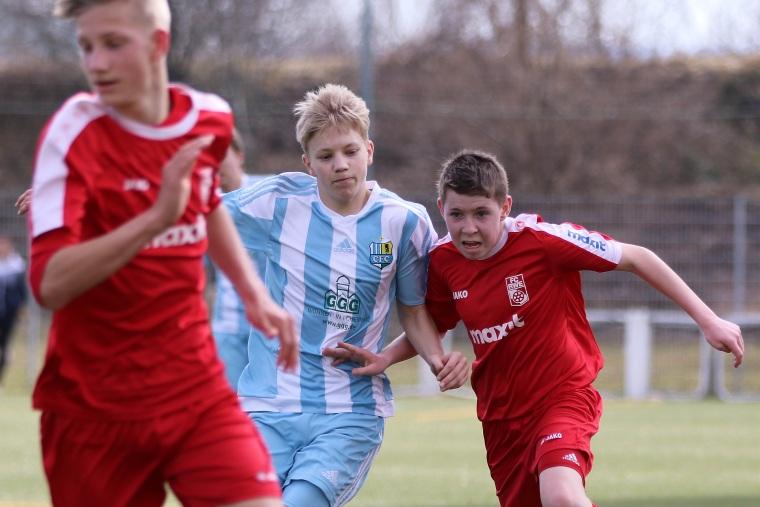 RWE U15 - Chemnitzer FC