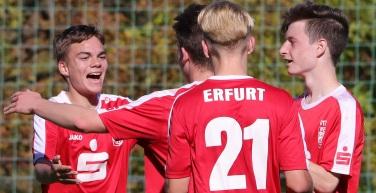 U19 mit Spitzenspiel, U17 zu Gast in Frankfurt (Oder)
