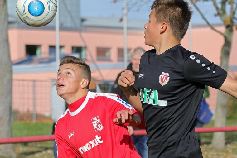 FC RWE U15 - FC Energie Cottbus