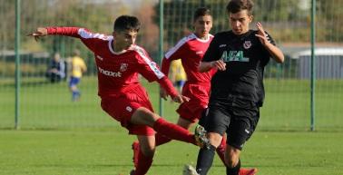 U19 verliert Topspiel, U17 gewinnt in Frankfurt