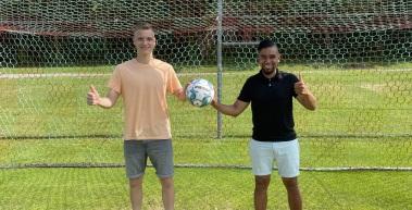 Vertragsverlängerung: Luca Petzold bleibt beim FC Rot-Weiß Erfurt