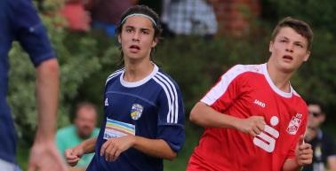 Derby bei der U17, U15 empfängt 1. FC Frankfurt/Oder