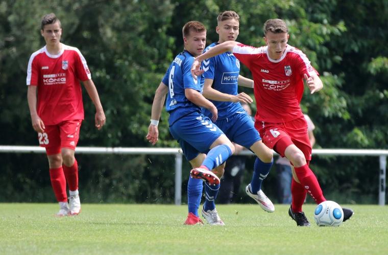 RWE U19 - Zehlendorf