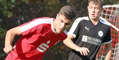 U19 & U17 mit Remis gegen Halle