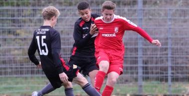 U19 & U17 verlieren ihre Auswärtsspiele, U16 gewinnt