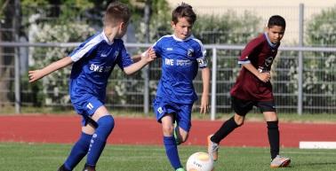 U19 holt Unentschieden, U17 verliert in Berlin