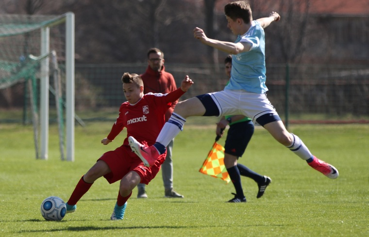RWE U15 - VfL Halle 96