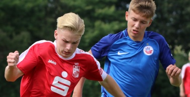 U19 & U17 in Cottbus gefordert
