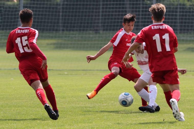 RWE U15 - Hallescher FC