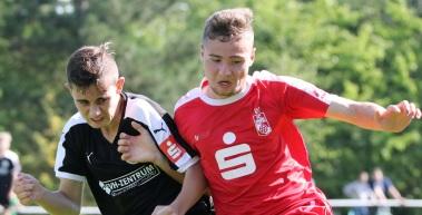 U17 unterliegt im NOFV-Pokal