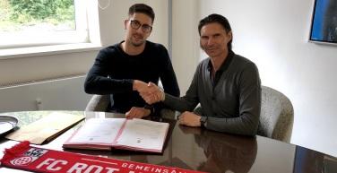 Petar Lela wechselt zum FC Rot-Weiß Erfurt