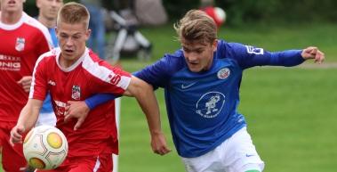 U19 gewinnt gegen Rostock