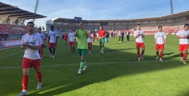 Zusammenfassung & Interviews zum Spiel gegen den 1. FC Merseburg