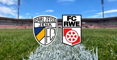 Vorbericht zum Spiel gegen den FC Carl Zeiss Jena II