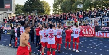 Zusammenfassung & Interviews zum Spiel gegen den FC Carl Zeiss Jena II
