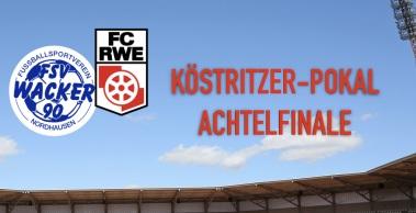 Vorbericht zum Pokalspiel gegen Wacker 90 Nordhausen