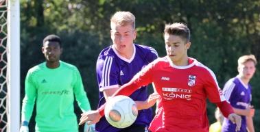 U19 gewinnt, U17 mit Remis