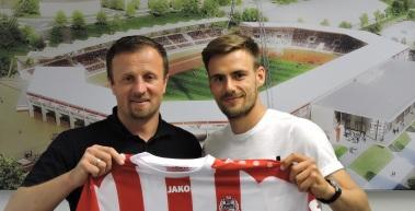 Rot-Weiß Erfurt verpflichtet Liridon Vocaj