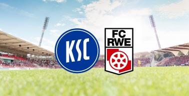 Informationen zum Auswärtsspiel beim Karlsruher SC
