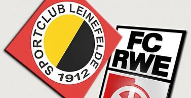 RWE reist im Pokal nach Leinefelde