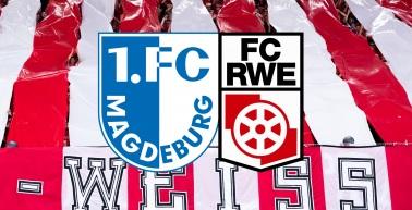 Karten für die Auswärtspartie beim 1.FC Magdeburg weiterhin erhältlich