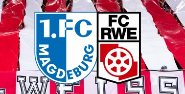 Erfurt spielt Samstag in Magdeburg