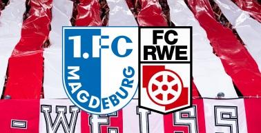 Faninformationen zum Auswärtsspiel beim 1.FC Magdeburg