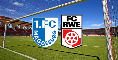 Testspiel beim 1.FC Magdeburg
