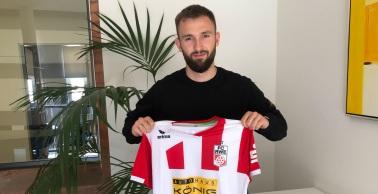 FC RWE verpflichtet neuen Stürmer