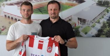 Mikko Sumusalo verstärkt den FC Rot-Weiß Erfurt