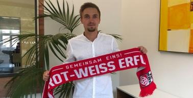 Morten Rüdiger verlängert beim FC RWE!