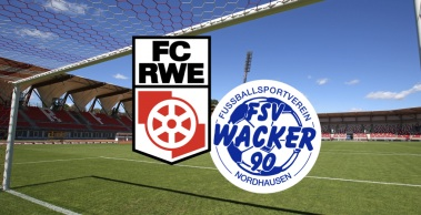 Vorbericht & Spieltagsdaten zum Spiel gegen Wacker Nordhausen