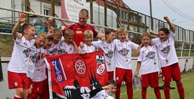 FC RWE Fußballcamp mit den Stadtwerken Erfurt