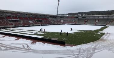 Heimspiel gegen den 1.FC Magdeburg findet statt
