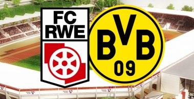 Informationen zum ausgefallenen Eröffnungsspiel gegen Borussia Dortmund