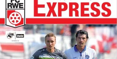 RWE-Express 06. Ausgabe 2017/18 - Spiel gegen den SV Wehen Wiesbaden