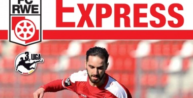 RWE-Express 15. Ausgabe 2016/17 - Spiel gegen Werder Bremen II