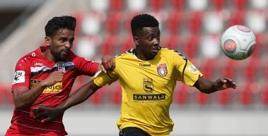 Deutliche Heimniederlage des FC Rot-Weiß Erfurt gegen die SG Sonnenhof Großaspach