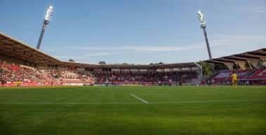 Antrag für Spielberechtigung in der Oberliga fristgerecht gestellt