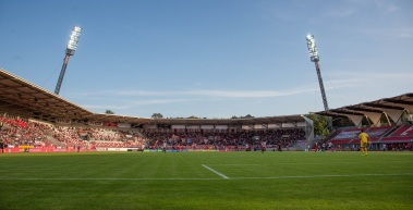 Zukunft des FC Rot-Weiß Erfurt ist gesichert
