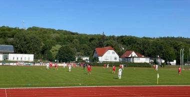 Zusammenfassung & Interviews zum Testspiel gegen den SV Donaustauf