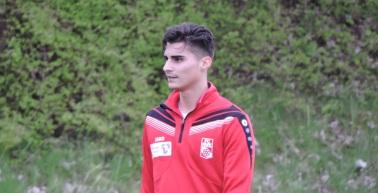Sebastiano Nappo zu Gast am Steigerwald